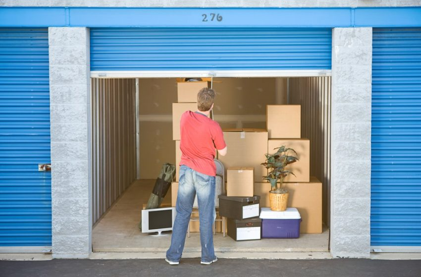 How to easily organize your storage unit for success