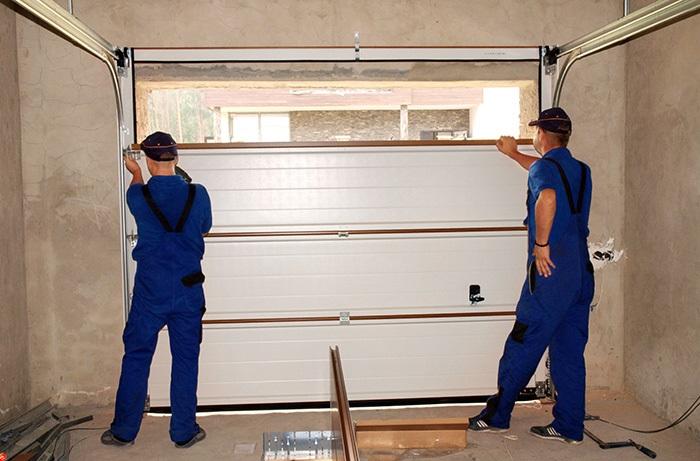 Professional Installation of Garage Doors