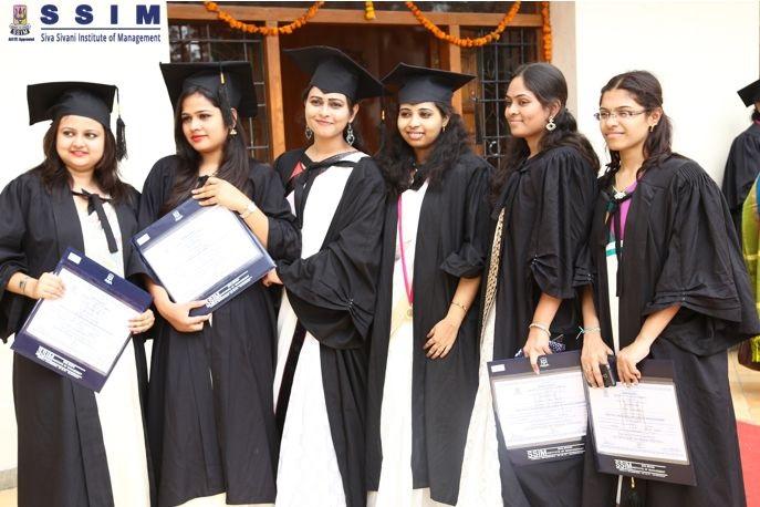 Siva Sivani Institute of Management Popular Courses & Fees