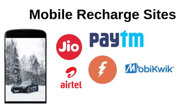 Recharge Of Mobile Phones Makes Life Convenient