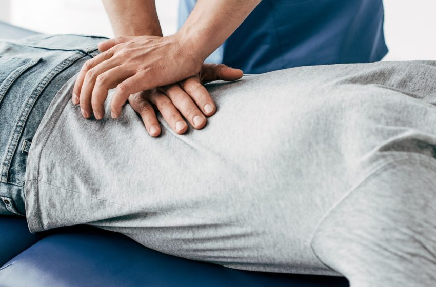 Lower Back Pain Relief Is Possible with Natural Therapies like Osteopathy