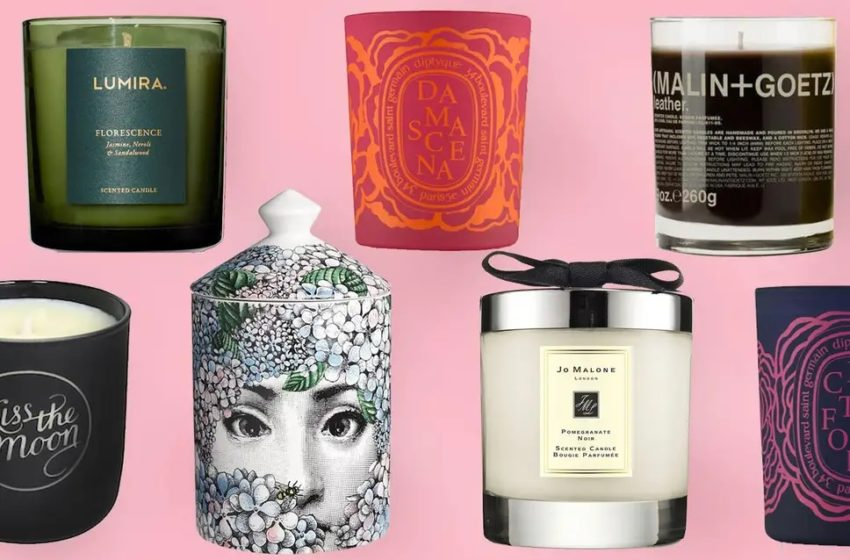 Buy Luxury Scented Candles in London