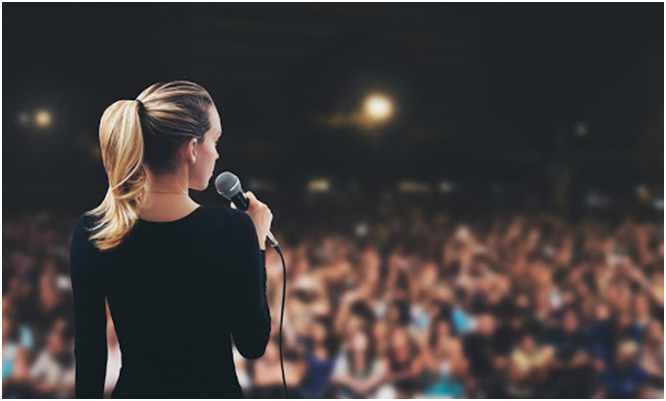 Battle Your Stage Fright With These Public Speaking Workshops