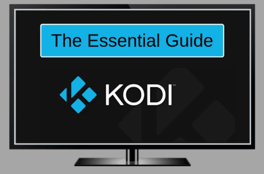 Kodi – A guideline to it's working.
