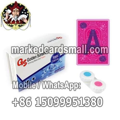 Various Types of Available Marked Cards