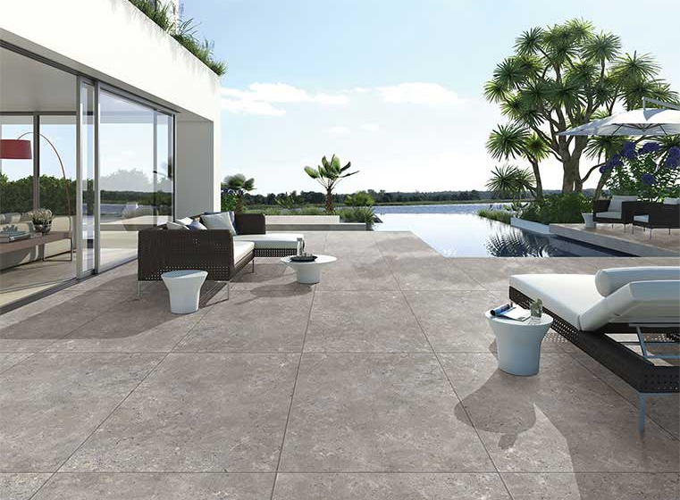 Outdoor Beautification With The Right Kind Of Tiles