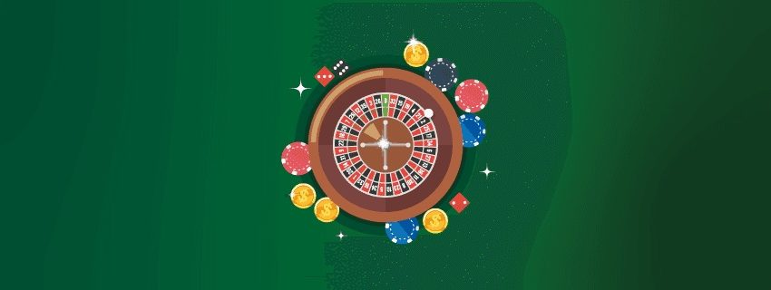 How to play and win online roulette game at Jackpot city? Describe it.