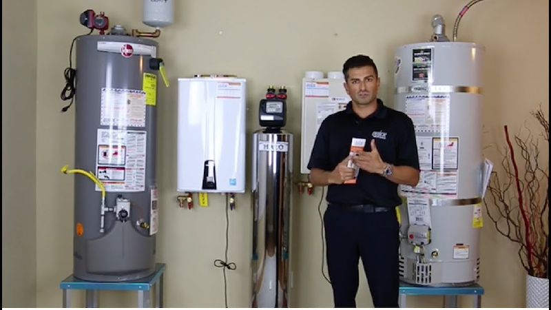 How to Select a New Water Heater