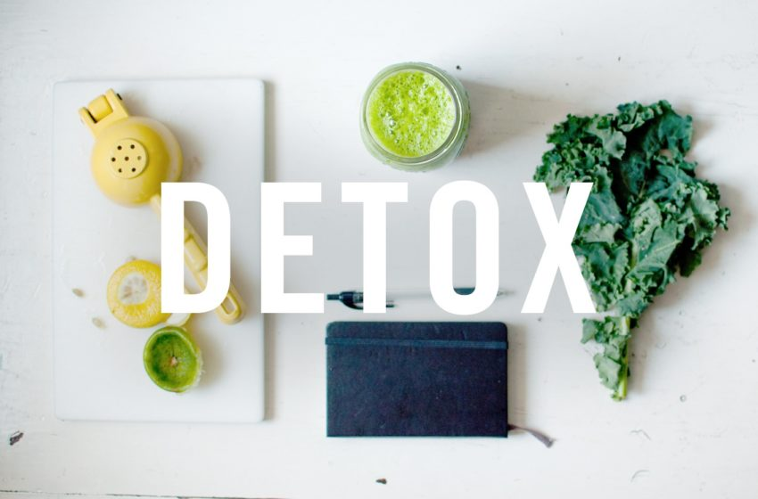 Detox Is the First Step Toward Restoring A Normal Life