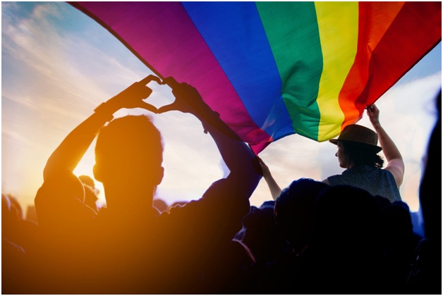 Importance of Rainbow flag in the month of pride