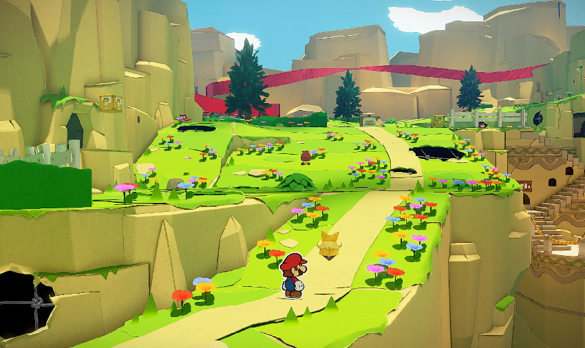 Paper Mario: The Origami King | An In-Depth Review – Max Lang-Orsini