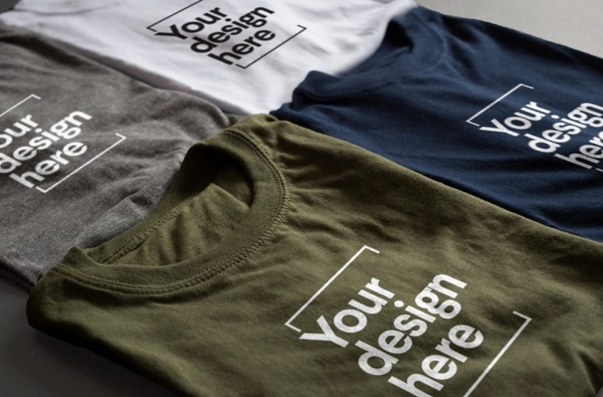 T-Shirt Printing is The New Artwork to Promote Your Brand