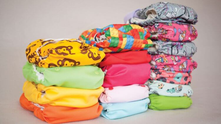The Environmental Benefits of Cloth Nappies