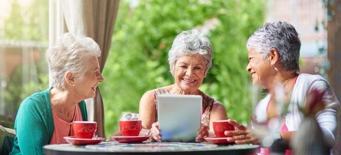 Let's learn how to make an Aged Individuals Life Exciting