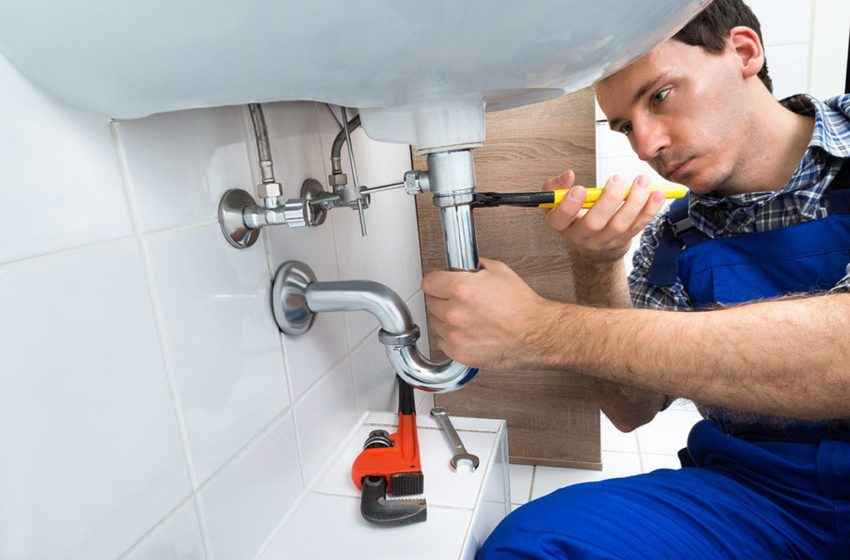 Hire a professional plumber for Clogged sink and toilet