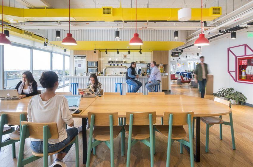 Coworking spaces for a better commute