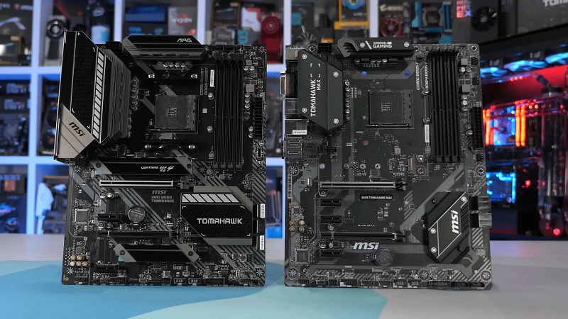 Why does the MSI motherboard have high demand all across the world?