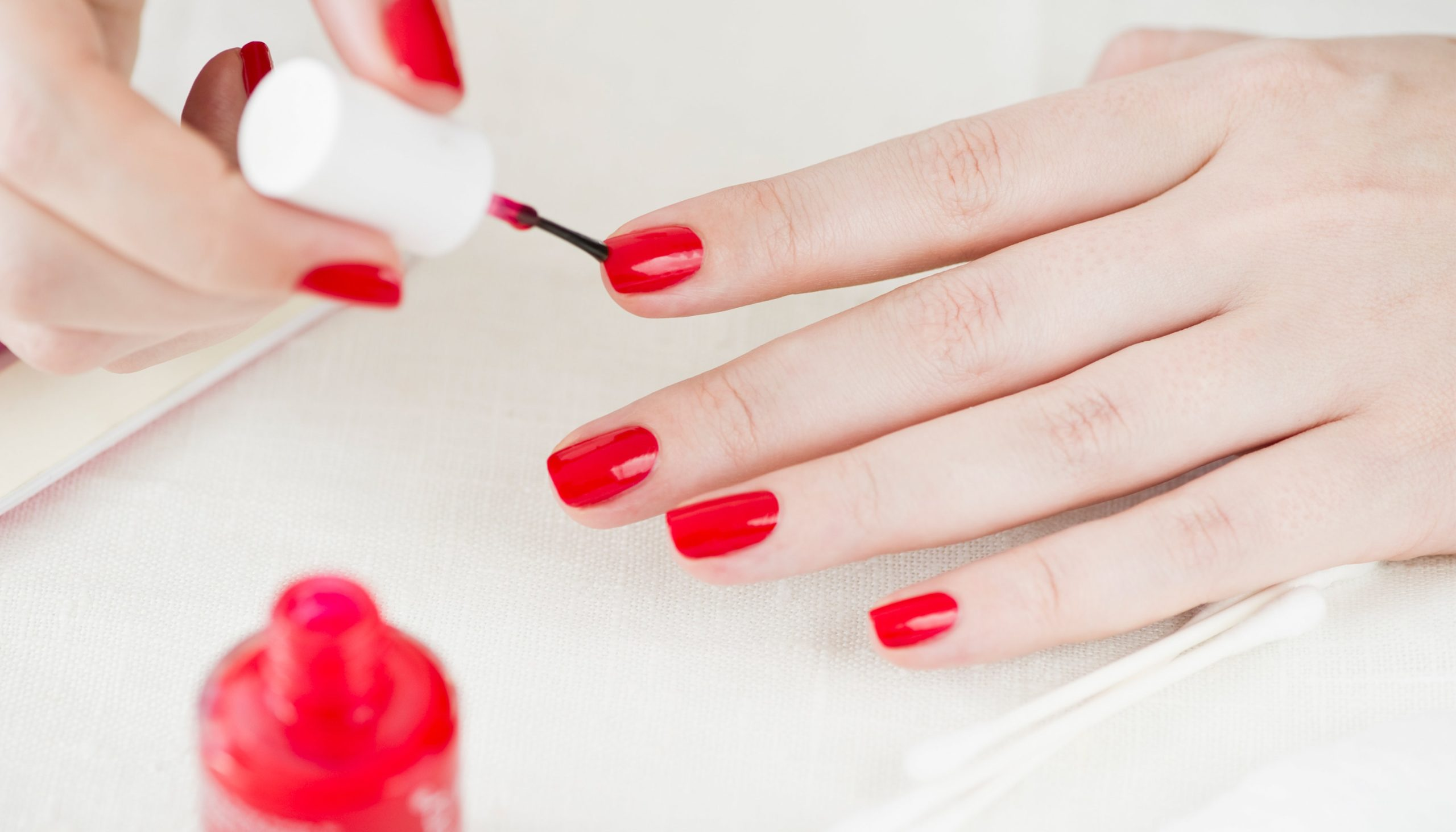The Right Nail Polish within Your Routine