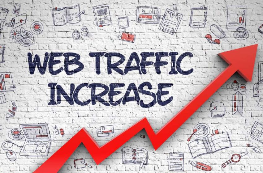Importance of Increasing Traffic on the Web Page