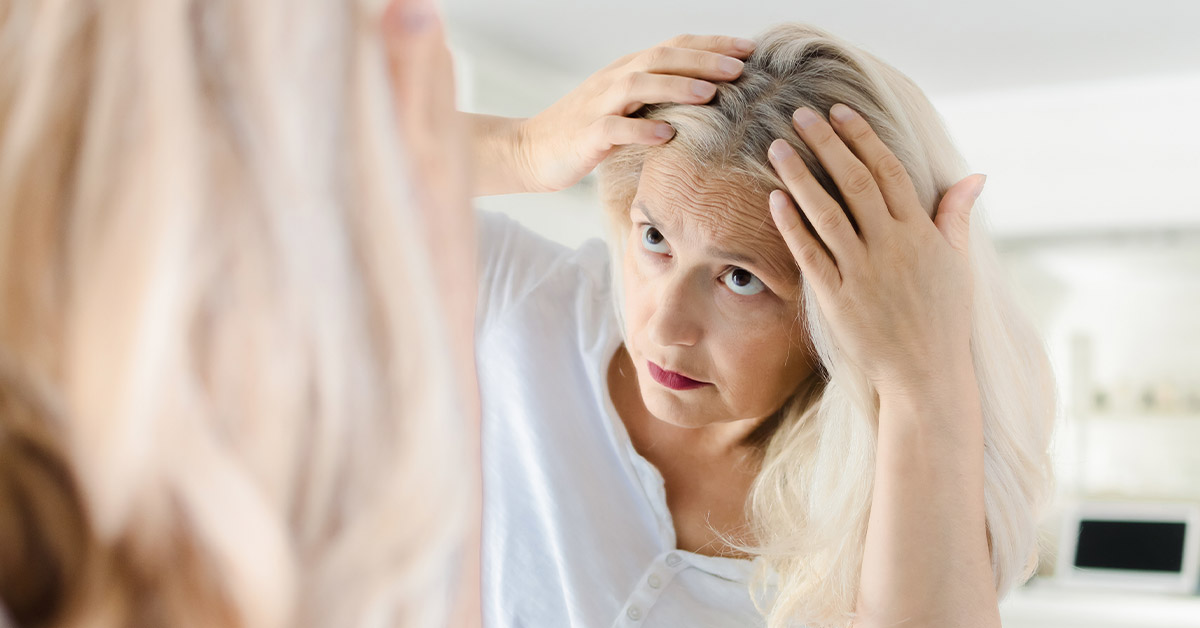 HOME REMEDIES FOR GREY HAIR: THE BEST FIVE