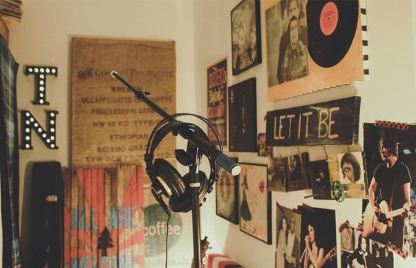 5 Decoration Tips for Your Home Music Studio