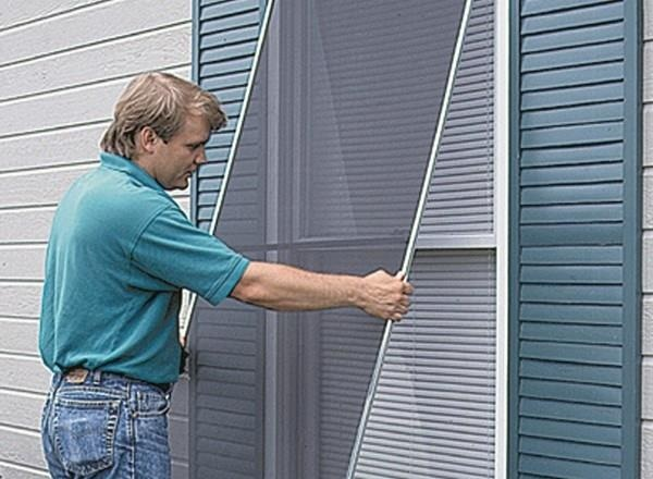 How You Can Install Insect Screen in Your Home?