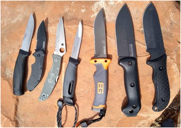 Grab The Ultimate Impact Of Camping Knives