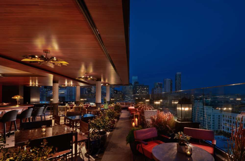 San Francisco Rooftop Bars – Drink, Dine And Dance With A Fascinating View