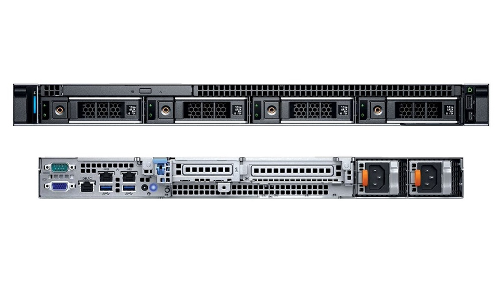 Features & Benefits of Dell PowerEdge R340