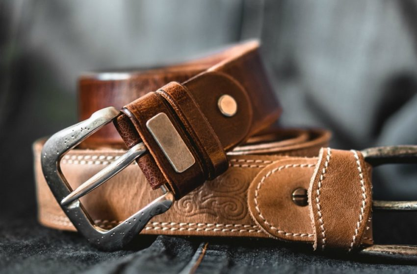 Impact Of The Men's Leather Belts In The World Of Fashion