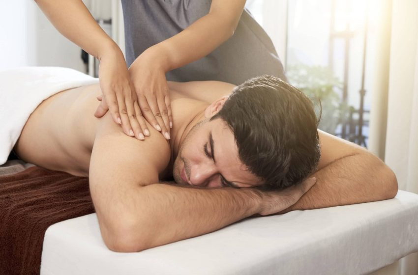 Relax Your Body and Mind with the Help of Massage