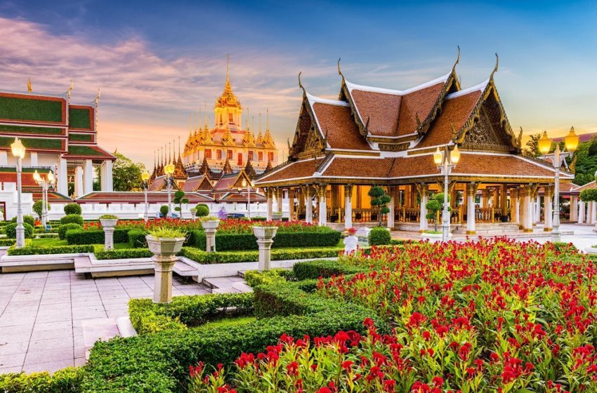 The Most-Unique Architectural Hotspots in Bangkok