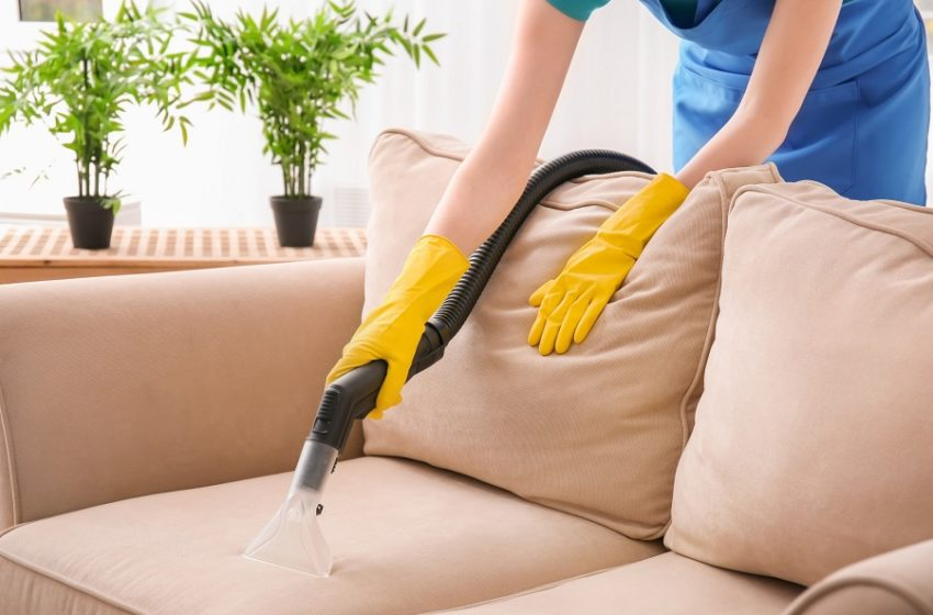 How to Clean Furniture