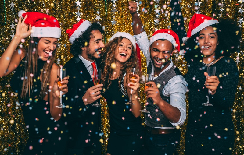 2021 Happy New Year Party Ideas for Your Home Celebration: No Hotel or Beach Needed