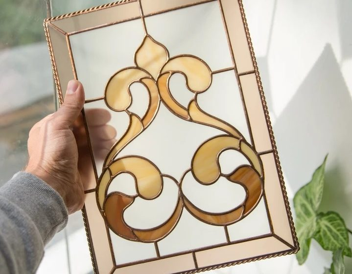 Tools Required For Stained Glass Wall Art