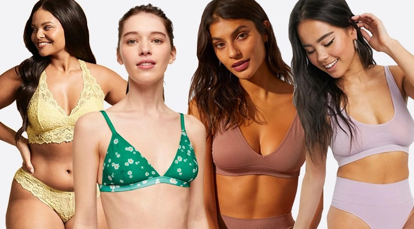 8 Leading Comfortable yet Sexiest Lingerie Brands for Girls