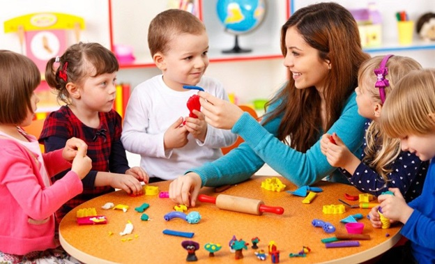 Benefits Of Sending Your Child To An Early Childhood Centre