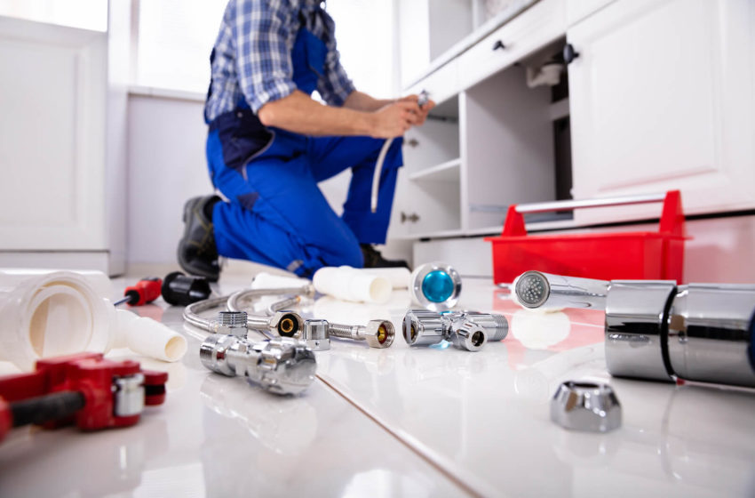 Remodeling home? Choose professional plumbing contractor