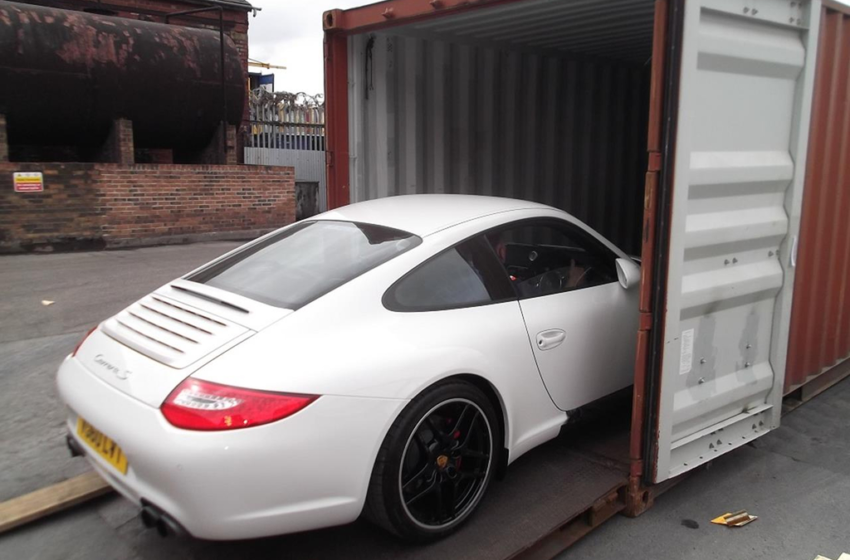 How Many Cars You Can Accommodate Within a Container?
