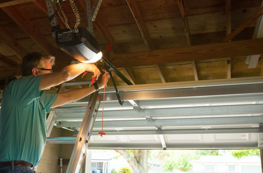 Why it is best to hire a Professional to Install a Garage Door