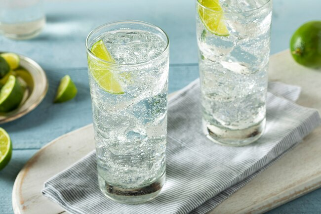Hard seltzer can make you experience alcoholic lash without addition of calories