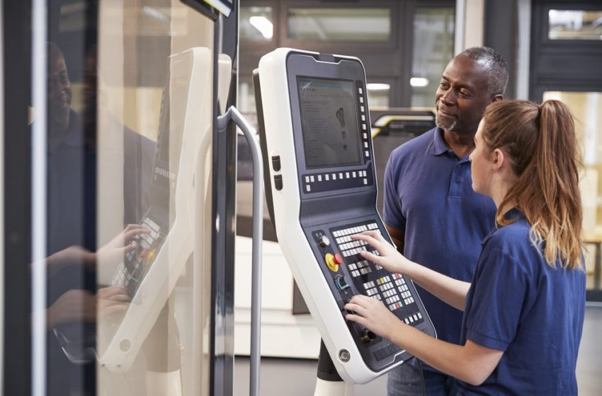 Find The Top Forms Of CNC Machines Today!