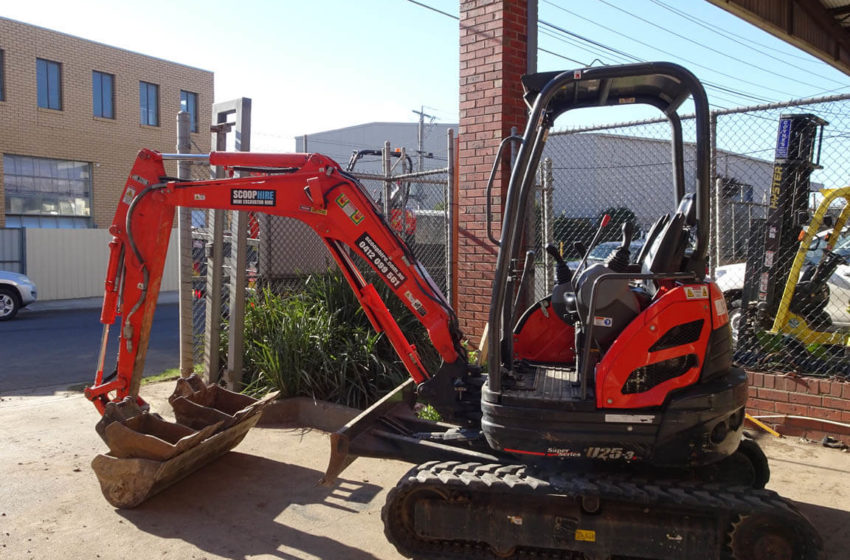 Top Reasons why construction companies choose to rent excavators rather than buy