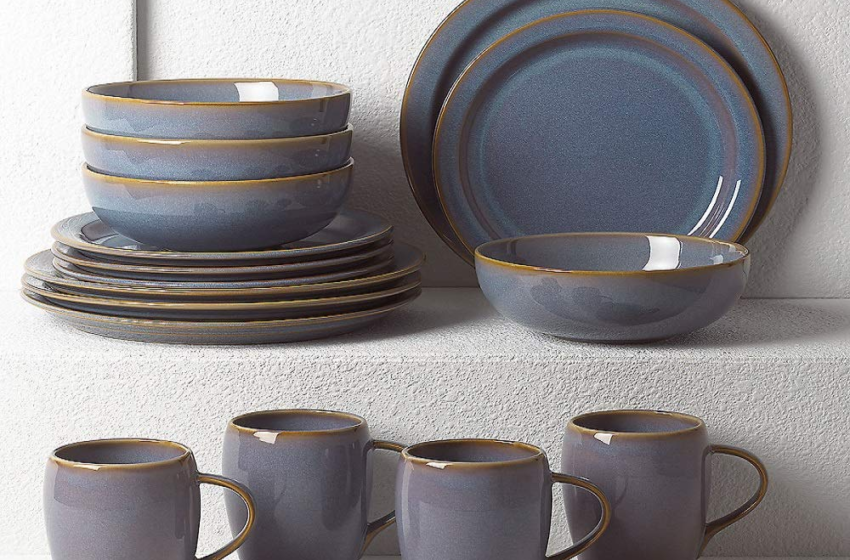 Improve Your Dining Table with These 5 Spectacular Dinnerware Sets
