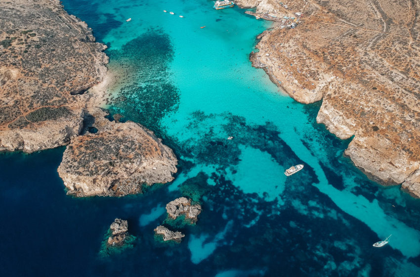 Day out in Malta – The Blue Lagoon