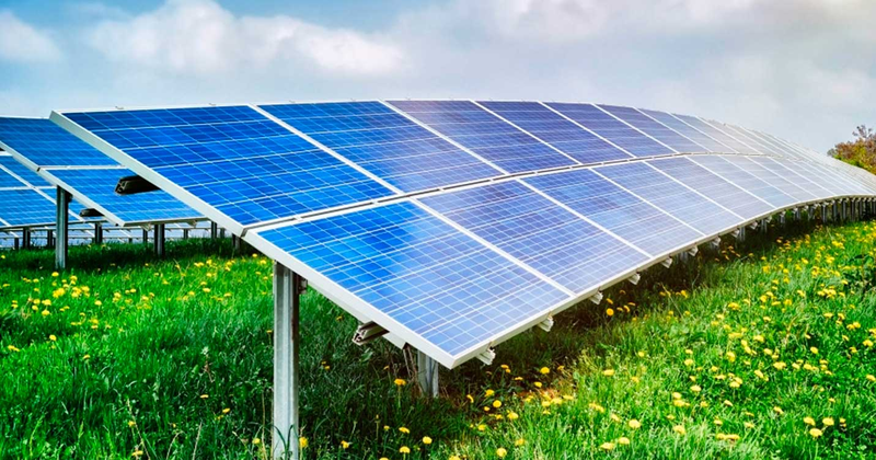 5 ENVIRONMENTAL BENEFITS OF SOLAR PANELS