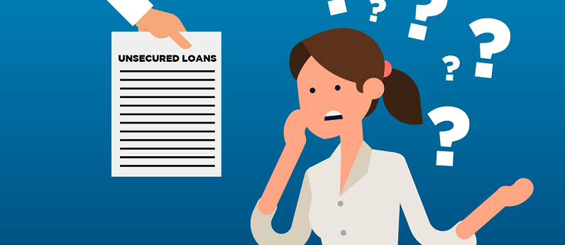 Pros and Cons of unsecured loans