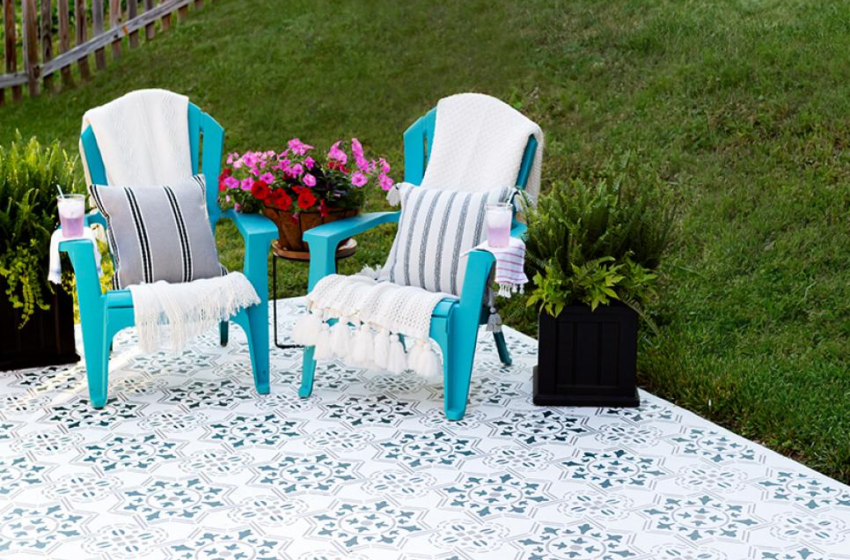 Prepare for summer by making the backyard spectacular