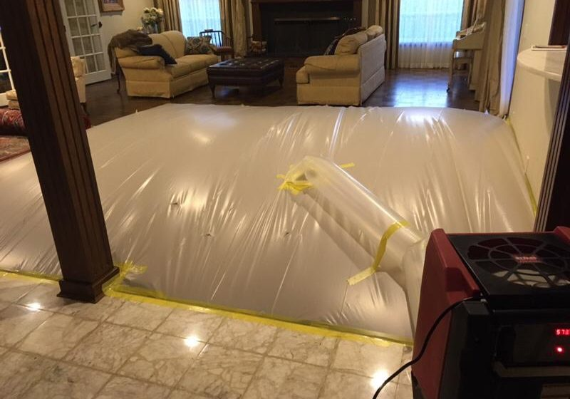 Flood cleaning guidelines by top restoration experts