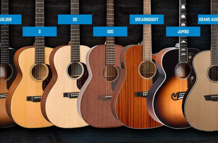 A Guide To Acoustic Guitars
